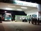 Após ataques, ônibus circulam em escala reduzida em Montes Claros