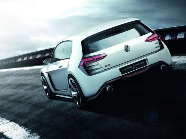 Golf Design Vision GTI tem 503 cavalos de poTência e 57,1 kgfm de torque máximo (Foto: Divulgação)