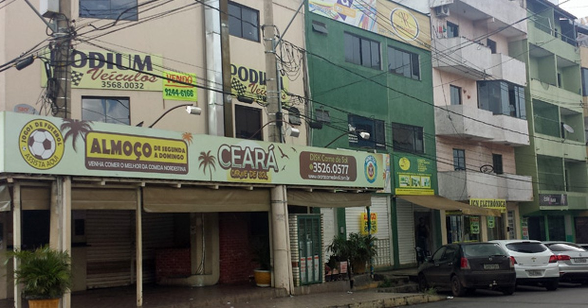 f626ed8d210d3 G1 - Comerciantes do Polo de Modas do Guará reclamam de 'esquecimento' -  notícias em Distrito Federal