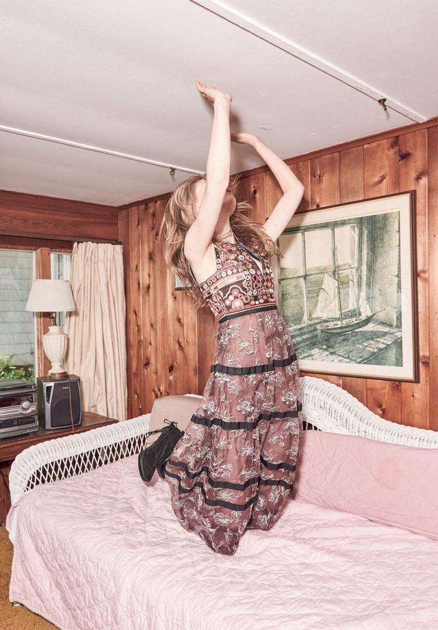Isônia Cruel (Foto: Zee Nunes/Arquivo Vogue)