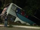 IML divulga nomes de cinco mortos em acidente com ônibus no Rio