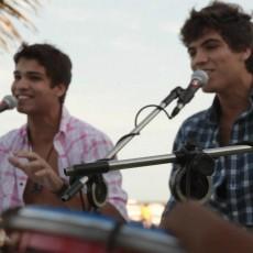 João Neto e Cesinha (Foto: G1 Música)