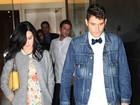 John Mayer comemora seus 35 anos com Katy Perry