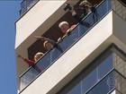 Lula recebe em casa a visita da presidente Dilma Rousseff
