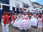 Padroeiro dos portuários, São Nicodemus é celebrado no Comércio