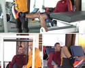 """Castán já treina após cirurgia na cabeça: """"Operei para voltar a jogar"""""""