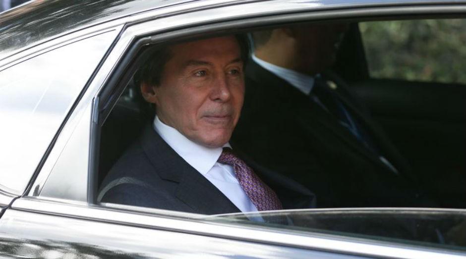 Senador já saiu da unidade de tratamento intensivo (UTI), mas ainda passará por outros exames (Foto: José Cruz/Agência Brasil)