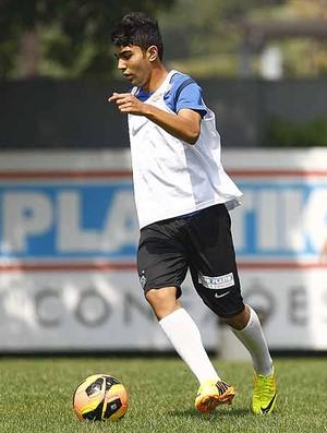 Gabriel, atacante do Santos (Foto: Ricardo Saibun/Divulgação Santos FC)