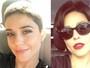 Priscila Sol aparece de cabelos raspados na web e ganha elogios