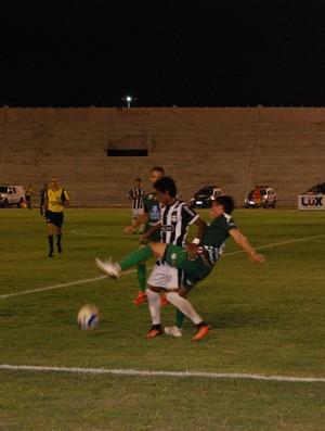 Serrano x Treze, Amigão (Foto: Silas Batista / GloboEsporte.com)