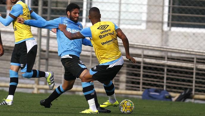 Wallace Reis Grêmio (Foto: Lucas Uebel/Grêmio)