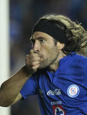 Mariano Pavone, Cruz Azul (Foto: EFE)