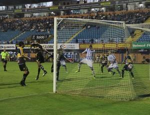 Reis Gol Avaí Criciúma (Foto: Jamira Furlani / Avaí FC)