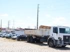 Detran realiza leilão de 300 veículos e sucatas em Natal