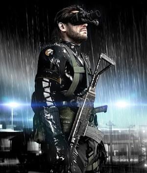 'Metal Gear Solid V: Ground Zeroes' (Foto: Divulgação/Konami)