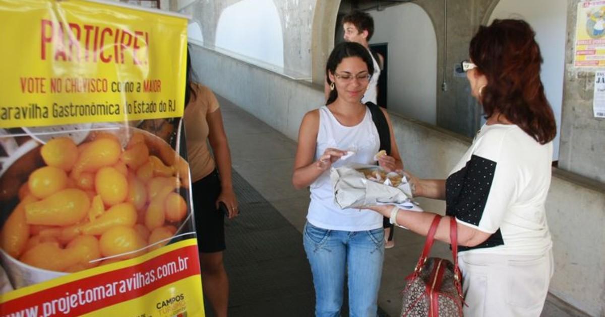 Campos, RJ, faz campanha pelo 'chuvisco' em escolas e ... - Globo.com