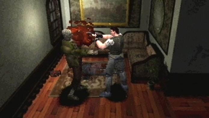 Sucesso absoluto no PlayStation, o primeiro Resident Evil marcou o começo de uma das série de maior sucesso da Capcom (Foto: Reprodução/Youtube)