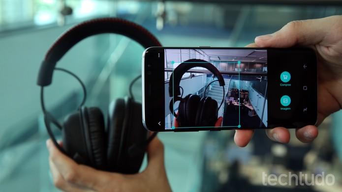 [marca] Galaxy S8 9 (Foto: Luciana Maline/TechTudo)