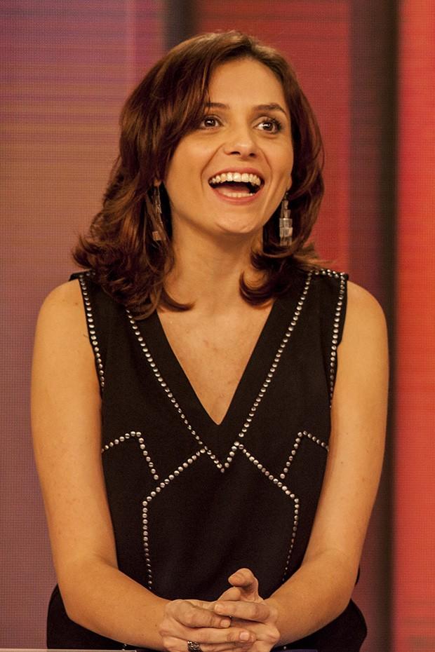 Mônica Iozzi (Foto: Matheus Cabral / Globo)