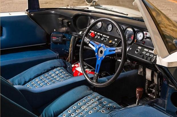 Ford GT40 Roadster conversível (Foto: Divulgação)