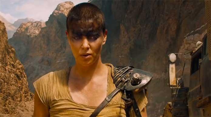 Furiosa não está mesmo no game de Mad Max (Foto: Divulgação/Warner)