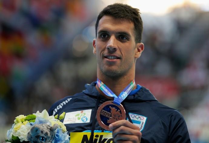 Federico Grabich natação Argentina (Foto: Getty Images)