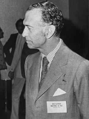 Alfredo Martinez de Hoz foi ministro da Economia da Argentina durante a ditadura militar naquele país (Foto: AP)