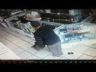 Vídeo registra assalto a loja de eletrodomésticos em Uberaba