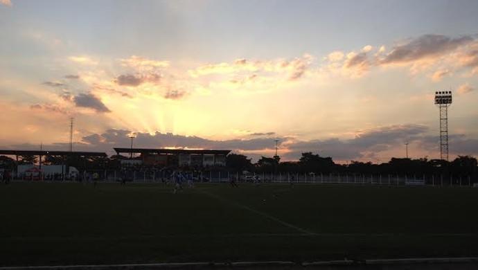 Vilhena e Pimentense na final do Rondoniense Sub-20 (Foto: Jonatas Boni)