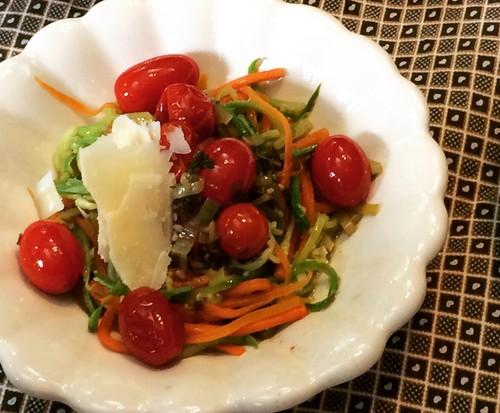 Macarrão de Legumes sem Glúten