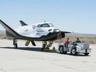 Micro-ônibus espacial vai entregar carga para astronautas em órbita