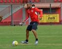 Wesley, Thiago Mendes, Ganso, Mena: veja como foi o treino desta segunda
