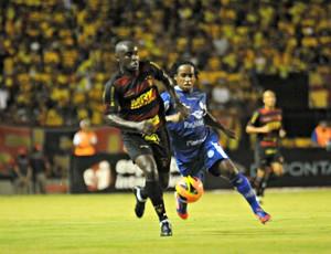 Sport x Confiança (Foto: Aldo Carneiro/Pernambuco Press)