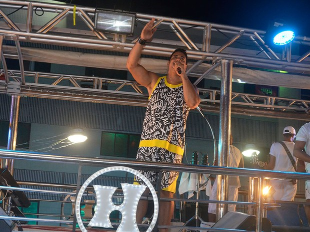 Harmonia do Samba em Ondina (Foto: Diogo Macedo/Ag Haack)