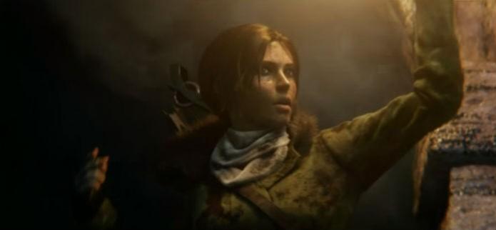 Lara Croft do novo Rise of Tomb Raider (Foto: Reprodução/ Microsoft)