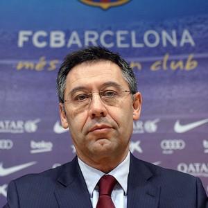 Josep Maria Bartomeu, presidente do Barcelona (Foto: AP)