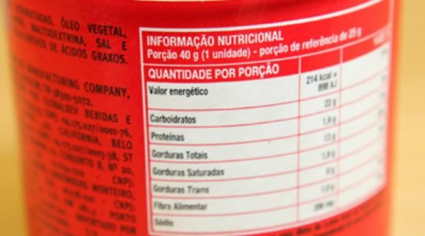 Novas normas da Anvisa obrigam indústria alimentícia a mudar sistema de rotulagem