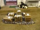 Trio é preso com mais de 129 quilos de maconha em Porto Velho