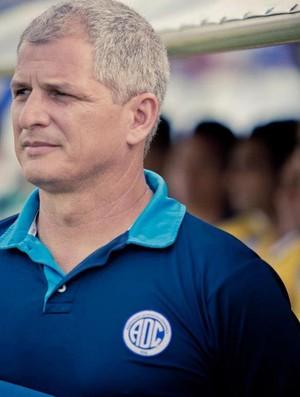 Fahel Júnior elogia disposição do grupo para buscar vitória (Foto: Filippe Araújo/ADC)