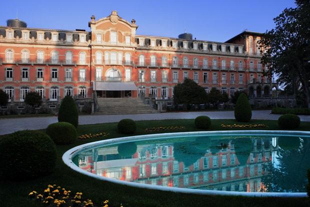 Vidago Palace Hotel  (Foto: Divulgação)