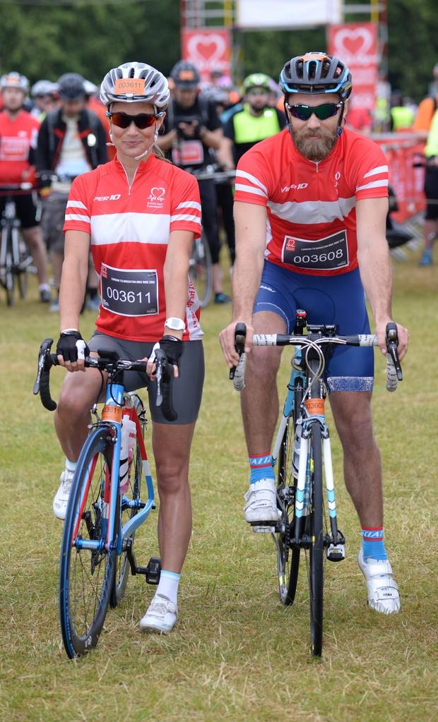 Pippa e James Middleton (Foto: Grosby Group/Agencia)