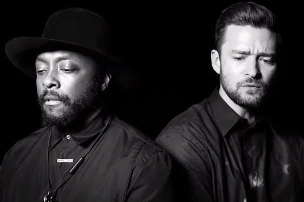Justin Timberlake foi um dos convidados pra nova versão da música (Foto: Reprodução)