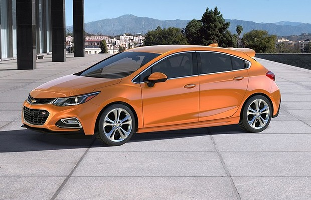 Chevrolet Cruze hatch 2016 (Foto: General Motors)