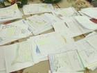 Mais de 600 cartinhas ainda aguardam adoção em campanha dos Correios