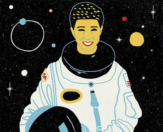 """""""Ser a primeira negra no espaço foi um grito de que temos muito a oferecer"""""""