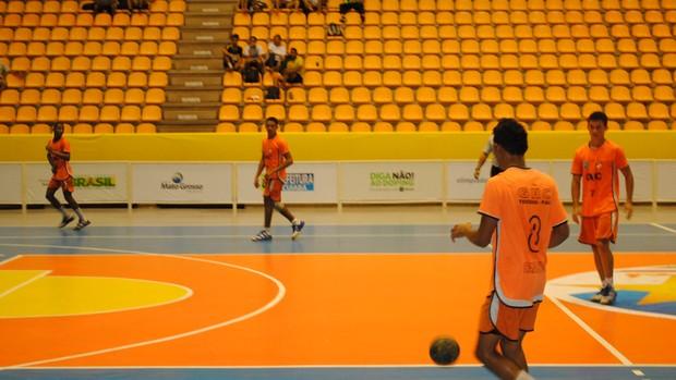 Caic Balduino Barbosa de Deus - Olimpíadas Escolares 2012 (Foto: Marconni Lima/Seduc)