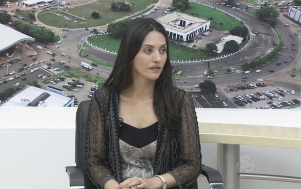 Especialista falou dos benefícios da guarda compartilhada (Foto: Roraima TV)