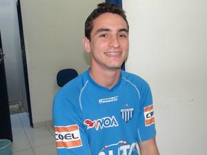 Supervisor da Instituição Manessés, André Araújo (Foto: Michelle Farias/G1)