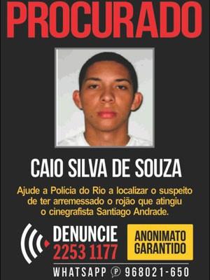 Cartaz do Disque-Denúncia (Foto: Divulgação / Disque-Denúncia)