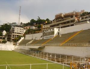 Estádio Mário Monteio, o 'Sumaré' (Foto: Rosângela Venturi/A Gazeta)